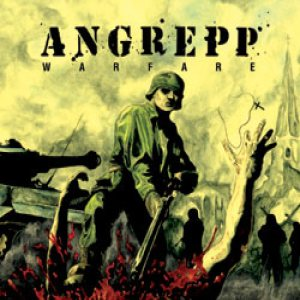Angrepp - Warfare cover art