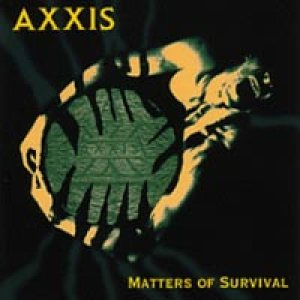 Axxis - Matters of Survival cover art