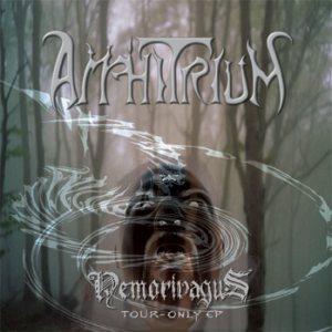 Amphitrium - Nemorivagus: tour only EP cover art