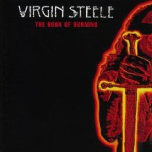 Virgin Steele - The Book of Burning cover art