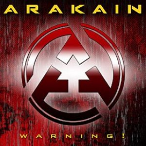 Arakain - Warning! cover art