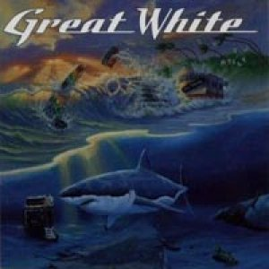 Great White - Can't Get There From Here cover art