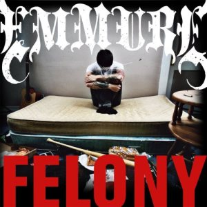 Emmure - Felony cover art