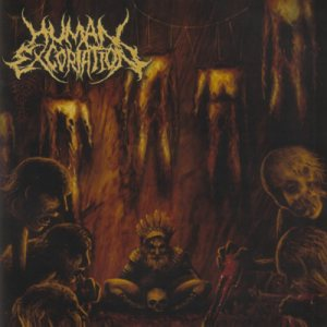 Human Excoriation - Virulent Infestation cover art