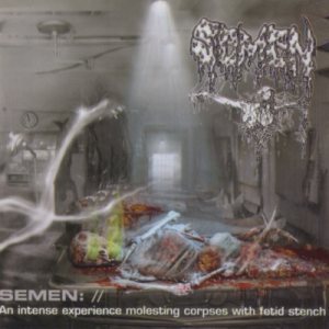 Semen - An Intense Experience Molesting Corpse With Fetid Stench cover art