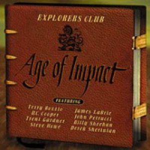 Explorers Club - Age of Impact cover art