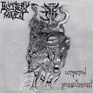 Blustery Caveat - Corporal Punishment cover art