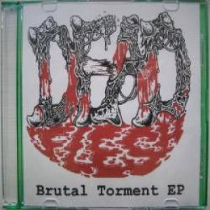 Dead Flesh - Brutal Torment cover art