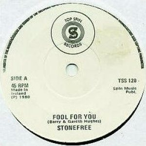 Stonefree - Fool for You cover art