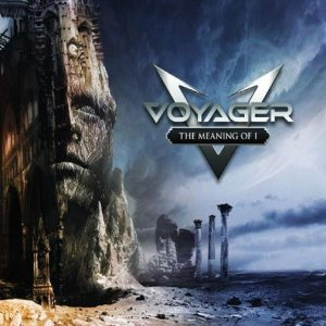 Voyager - The meaning of I cover art
