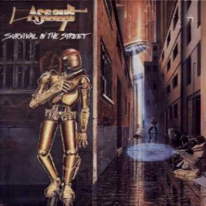 Assault - Survival in the Street cover art