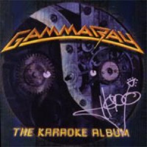 Gamma Ray - The Karaoke Album cover art