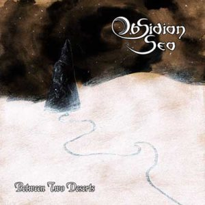 Obsidian Sea - Between Two Deserts cover art