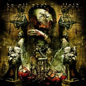 Nile - At the Gate of Sethu cover art