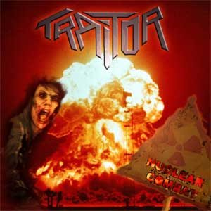 Traitor - Nuclear Combat cover art