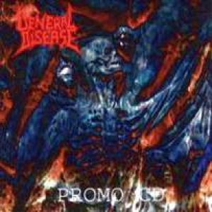Veneral Disease - Promo CD cover art