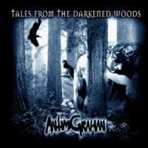 Antim Grahan - Tales from the Darkened Woods cover art