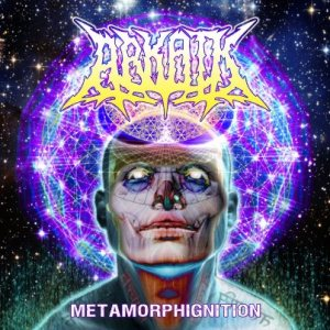 Arkaik - Metamorphignition cover art