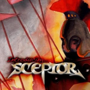 Sceptor - Introducing... Sceptor cover art