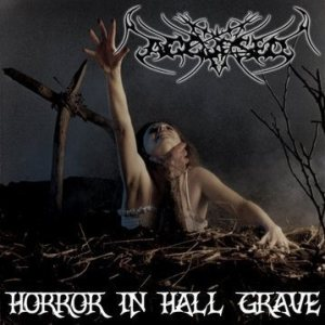 Accursed - Horror in Hall Grave cover art