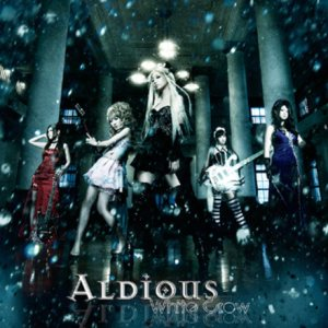 Aldious - White Crow cover art