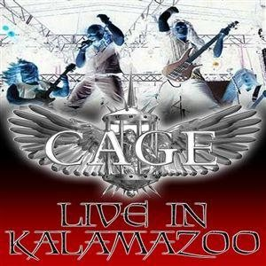 Cage - Live in Kalamazoo cover art