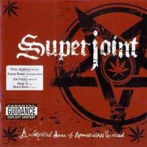 Superjoint Ritual - A Lethal Dose of American Hatred cover art