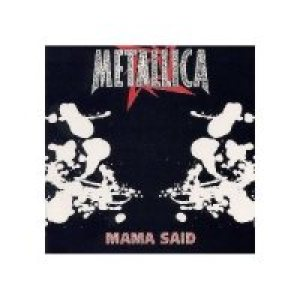 Metallica - Mama Said (Japan ver) cover art