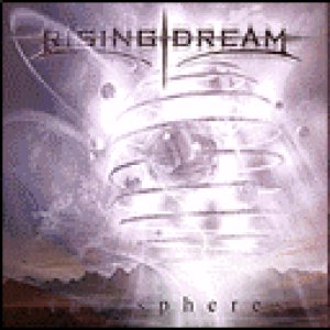 Rising Dream - The Spheres cover art
