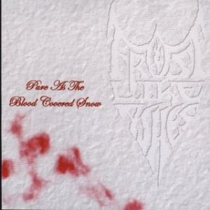 Frost Like Ashes - Pure as the Blood Covered Snow cover art