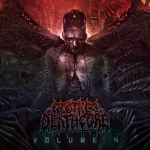 Various Artists - Total Deathcore Volume 4 cover art