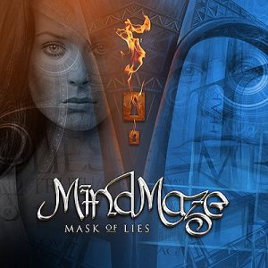 Mindmaze - Mask of Lies cover art