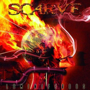 Scarve - Luminiferous cover art