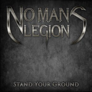 No Man Legion - Stand Your Ground cover art