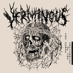 Verminous - The Curse of the Antichrist cover art
