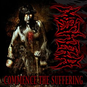 Meshiha - Commence the Suffering cover art