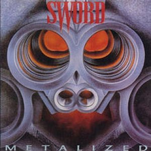 Sword - Metalized cover art