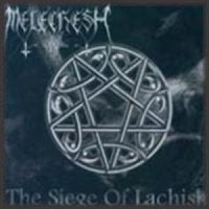 Melechesh - The Siege of Lachish cover art