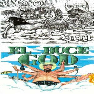 El Duce - God cover art