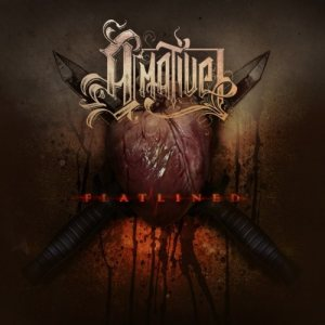 Amative - Flatlined cover art