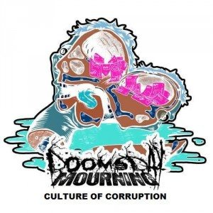 Doomsday Mourning - Culture of Corruption cover art
