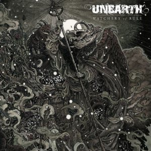 Unearth - Watchers of Rule cover art