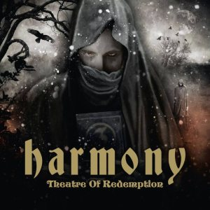 Harmony - Theatre of Redemption cover art