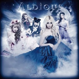 Aldious - Dazed and Delight cover art