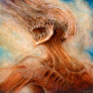 Horrendous - Ecdysis cover art