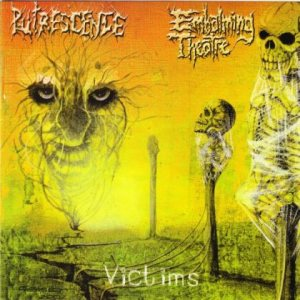 Embalming Theatre / Putrescence - Victims cover art