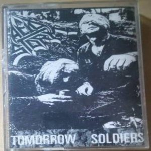 Acid Storm - Tomorrow Soldiers cover art