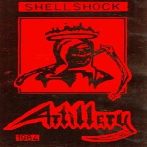 Artillery - Shellshock cover art