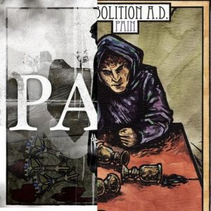 Abolition A.D. - Pain cover art