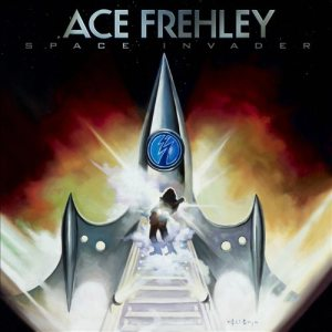 Ace Frehley - Space Invader cover art